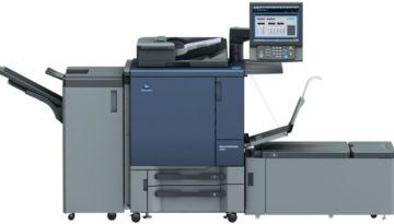 Цифровая печатная машина Konica Minolta AccurioPress c2070